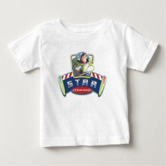 Comando Disney de la estrella Playera Para Bebé