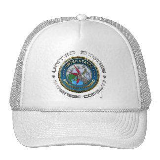Comando estratégico de Estados Unidos Gorras De Camionero