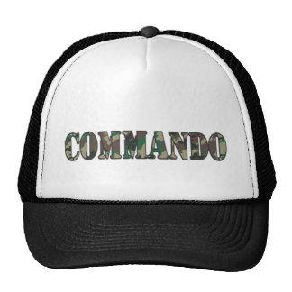 COMANDO GORRAS