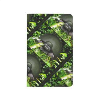 Comando lento - tortuga del ejército cuaderno