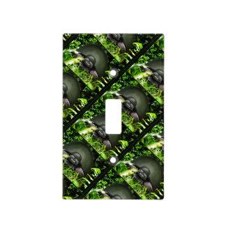 Comando lento - tortuga del ejército cubierta para interruptor