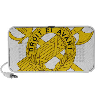 Comando médico militar común del EL de los E.E.U.U iPod Altavoz