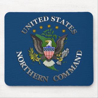 Comando septentrional de los E.E.U.U. Tapetes De Ratones