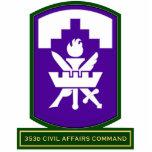 comando SSI de los asuntos civiles 353d Escultura Fotografica