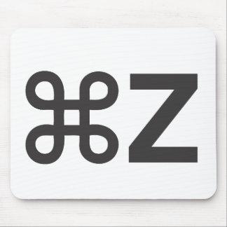 comando Z Tapetes De Ratones