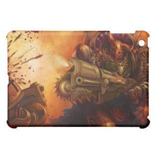 Comandos oscuros 3, caso del iPad