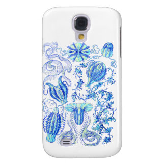 Comb jellies samsung galaxy s4 cover