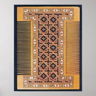 Comb Print