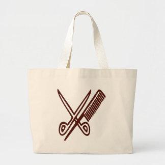 Comb Scissors - Hairdresser Bag