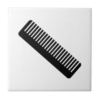 Comb Small Square Tile