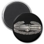 Combat Action Badge Refrigerator Magnet