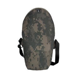 Combat ACU Military Pattern Camouflage Destiny Messenger Bag