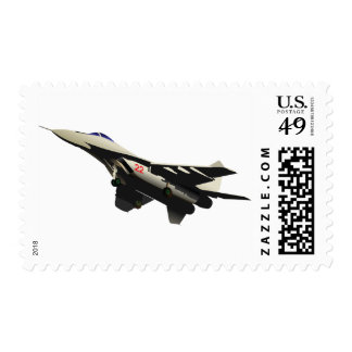 Combat Aircraft Postage