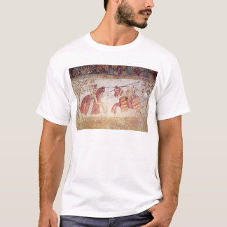 Combat between an Angevin King and Manfred T-Shirt