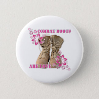 combat boots are love button