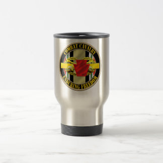Combat Cavalry Scout OIF 28th Infantry Division Travel Mug