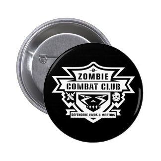 Combat Club Pin