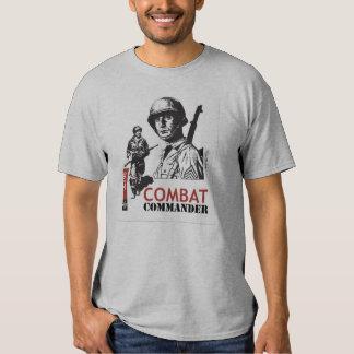 Combat Commander Custom T Shirt