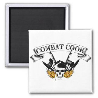 Combat Cook Magnet