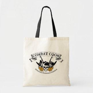 Combat Cook - OEF Tote Bag
