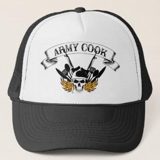 Combat Cook Trucker Hat