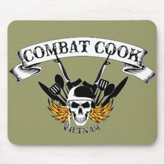 Combat Cook - Vietnam Mouse Pad