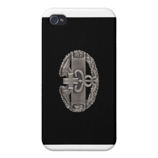 Combat Field Medical Badge (CFMB) Cases For iPhone 4