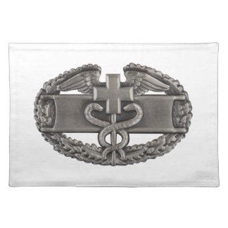 Combat Field Medical Badge (CFMB) Cloth Placemat