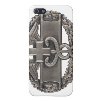 Combat Field Medical Badge (CFMB) iPhone SE/5/5s Cover
