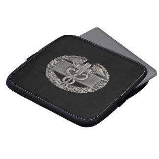 Combat Field Medical Badge (CFMB) Laptop Sleeve