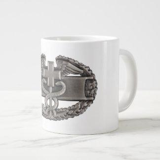 Combat Field Medical Badge (CFMB) Large Coffee Mug