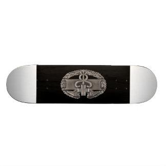 Combat Field Medical Badge (CFMB) Skateboard Deck