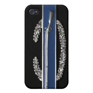 Combat Infantry Badge (CIB) Cover For iPhone 4