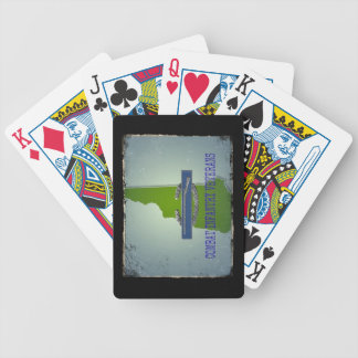 Combat Infantry Veterans of NH playing cards
