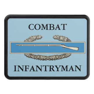 Combat Infantryman Badge Hitch Cover