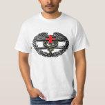 Combat Medic - Color w/Slogan T-Shirt