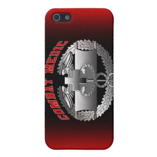 Combat Medic iPhone SE/5/5s Cover