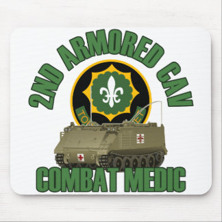 Combat Medic Mouse Pad