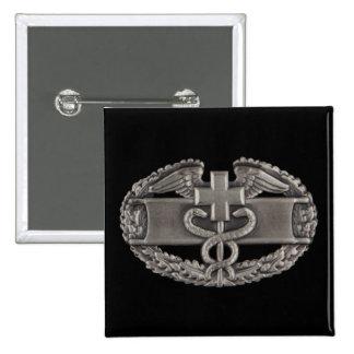 Combat Medic Pinback Button