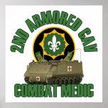 Combat Medic Print