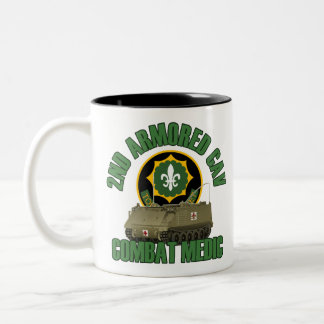 Combat Medic Two-Tone Coffee Mug