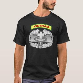 Combat Medic - Vietnam Veteran T-Shirt