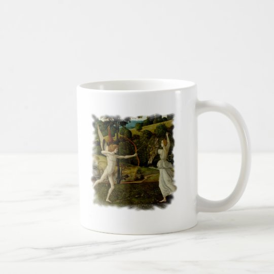 Combat of Love and Chastity Coffee Mug