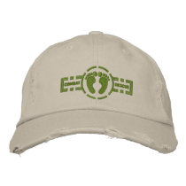 Combat Rescue Roundel Hat | Green Feet