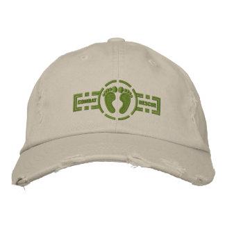 Combat Rescue Roundel Hat   Green Feet