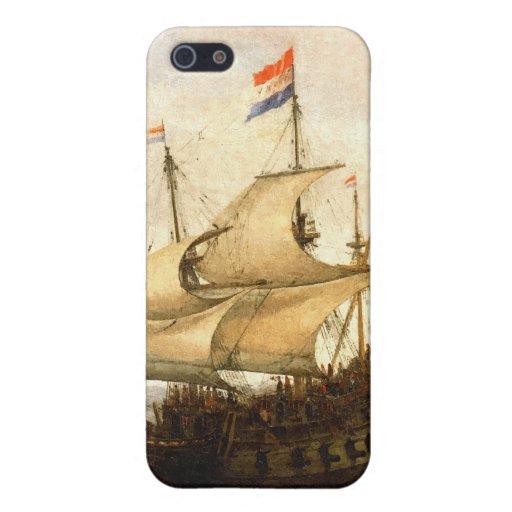 Combat sailboat case for iPhone 5