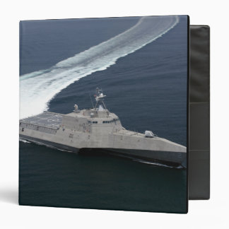Combat ship Independence in the Gulf of Mexico Binder