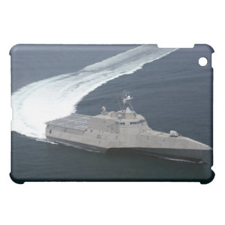Combat ship Independence in the Gulf of Mexico Case For The iPad Mini