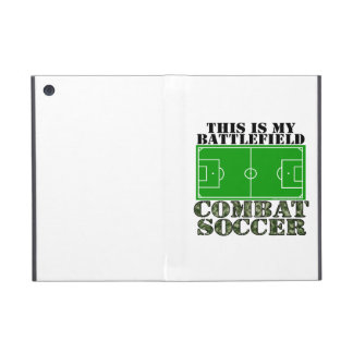 Combat Soccer Covers For iPad Mini