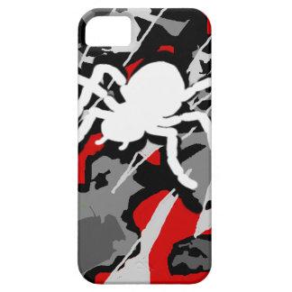 Combat Spider iPhone SE/5/5s Case